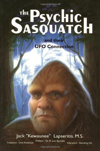 The Psychic Sasquatch (The New Millennium Library, Volume 4): Lapseritis, Kewaunee