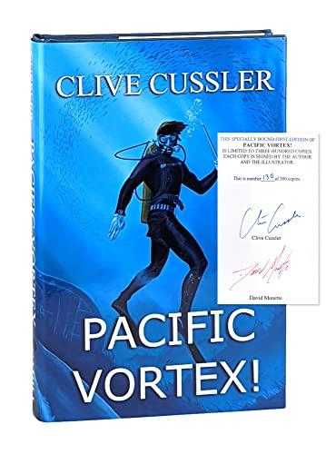 Pacific Vortex! Limited Edition: Cussler, Clive