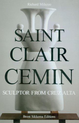 Saint Clair Cemin, Sculptor from Cruz Alta: Milazzo, Richard