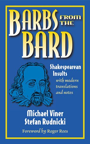 9781893224209: Barbs from the Bard