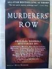 Murderers' Row: Original Baseball Mysteries By Lawrence: Penzler, Otto, Editor;