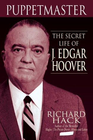 9781893224872: Puppetmaster: The Secret Life of J. Edgar Hoover