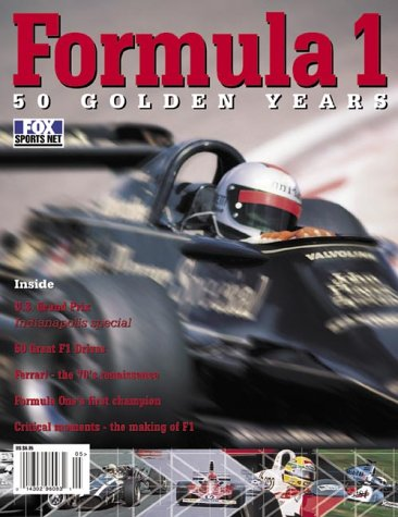 9781893236011: Formula One - Fifty Golden Years (F150)