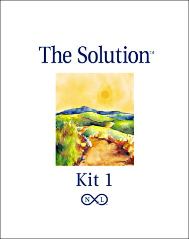The Solution Kit, Vol. 1 (Book and: Mellin, Laurel