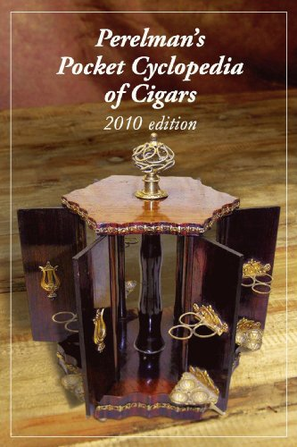 9781893273115: Perelman's Pocket Cyclopedia of Cigars, 2010 Edition