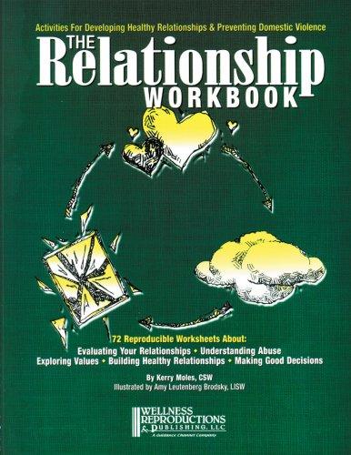 9781893277052: The Relationship Workbook