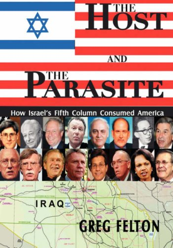 9781893302976: The Host and the Parasite - How Israel's Fifth Column Consumed America