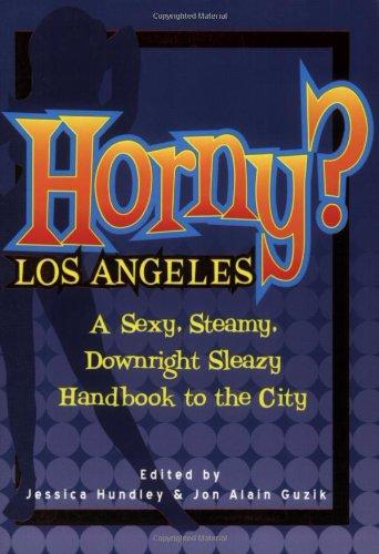 9781893329164: HORNY? LOS ANGELES