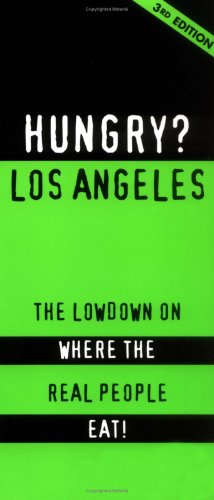 9781893329492: Hungry? Los Angeles 3rd edition