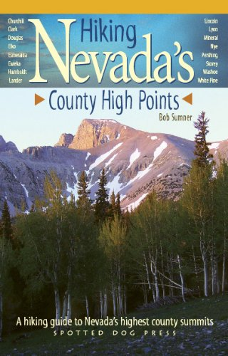 9781893343191: Hiking Nevada's County High Points