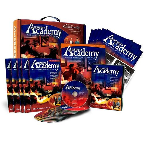 9781893345485: Answers Academy: Biblical Apologetics for Real Life!