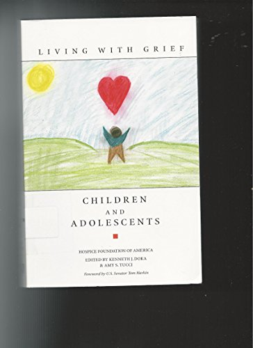 9781893349094: Living with Grief: Children and Adolescents
