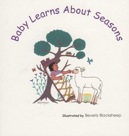 9781893354616: Baby Learns About Seasons