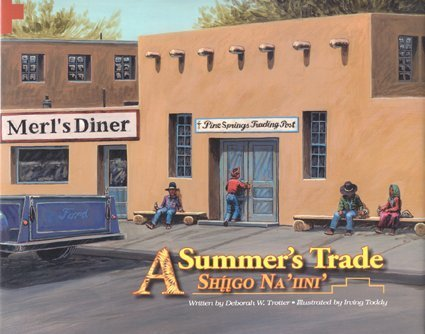 9781893354715: A Summer's Trade