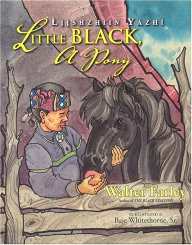 9781893354906: Little Black, A Pony