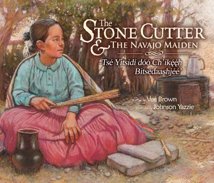 The Stone Cutter and the Navajo Maiden: Browne, Vee