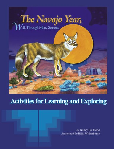 9781893354982: Navajo Year: Activities for Learning and Exploring