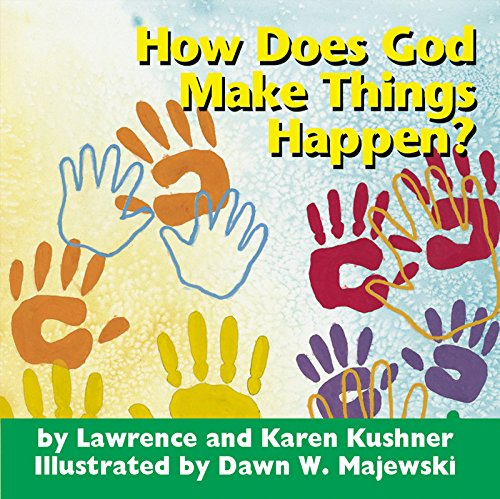 How Does God Make Things Happen?: Rabbi Lawrence Kushner