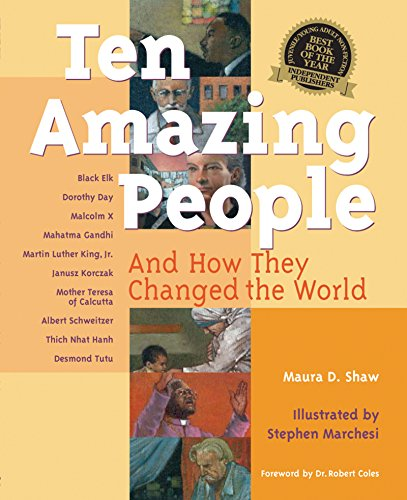 9781893361478: Ten Amazing People: And How They Changed the World