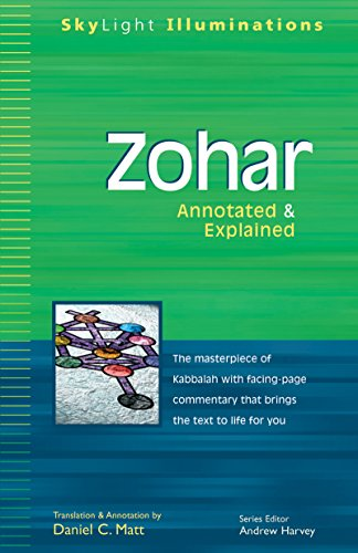 9781893361515: Zohar: Annotated & Explained