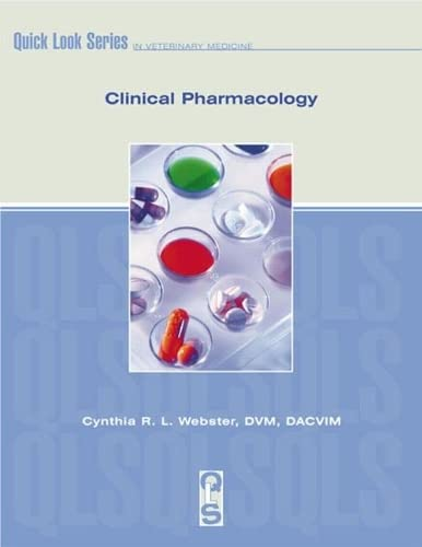 9781893441378: Clinical Pharmacology (Quick Look Series)