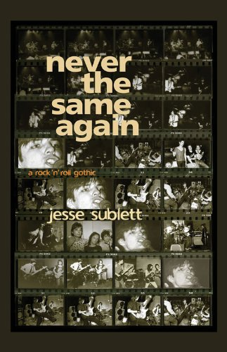 9781893448025: Never the Same Again: A Rock 'n' Roll Gothic
