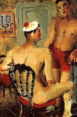 The Homoerotic Art of Pavel Tchelitchev: Leddick, David