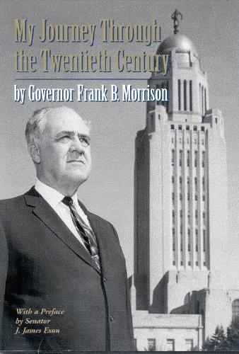 My journey through the twentieth century: Frank Brenner Morrison