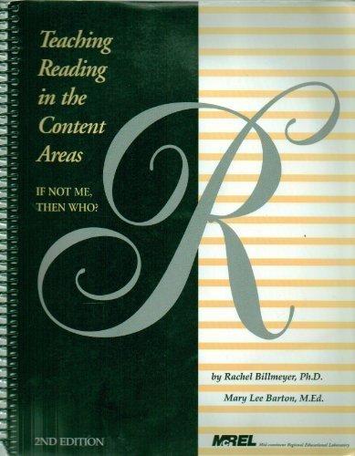 9781893476059: Teaching Reading in the Content Areas: If Not Me, Then Who? 2nd Edition