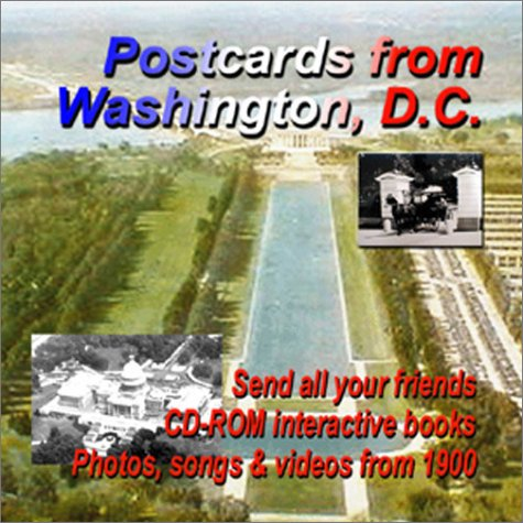 9781893484023: Postcards From Washington, D.C.