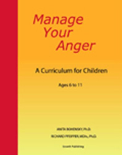 9781893505278: Manage Your Anger: A Curriculum for Children