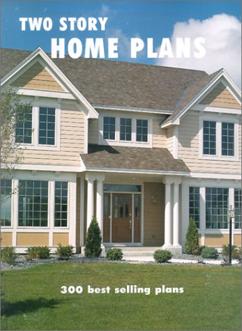 9781893536005: Two Story Home Plans