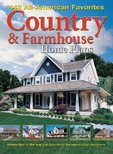 9781893536104: Country & Farmhouse Home Plans