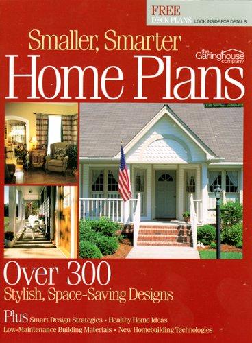 9781893536203: Smaller, Smarter Home Plans
