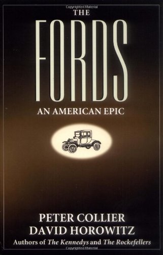 9781893554320: The Fords: An American Epic