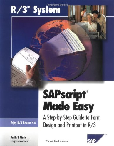 9781893570146: SAPscript Made Easy (+ CD-ROM)