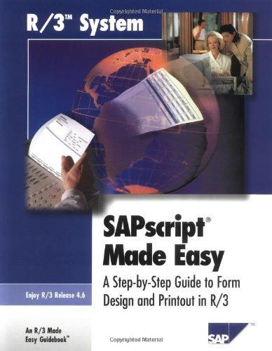 9781893570146: SAPscript Made Easy 4.6