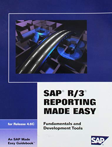 SAP R/3 Reporting Made Easy, 4.6C: Fundamentals: Group, SAP Labs
