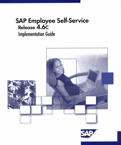 9781893570979: SAP Employee Self-Service Implementation Guide R/3 Release 4.6C