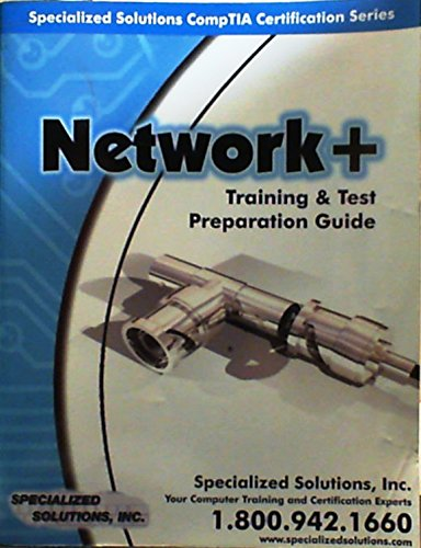 9781893596030: Network +: Training & Test Preparation Guide (Specialized Solutions CompTIA Certification Series)