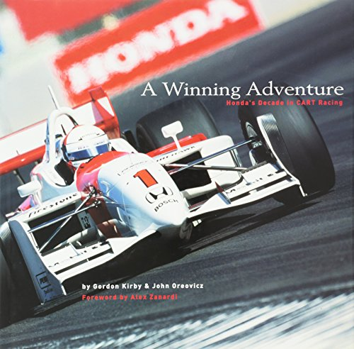 9781893618268: A Winning Adventure: Honda's Decade in Cart Racing