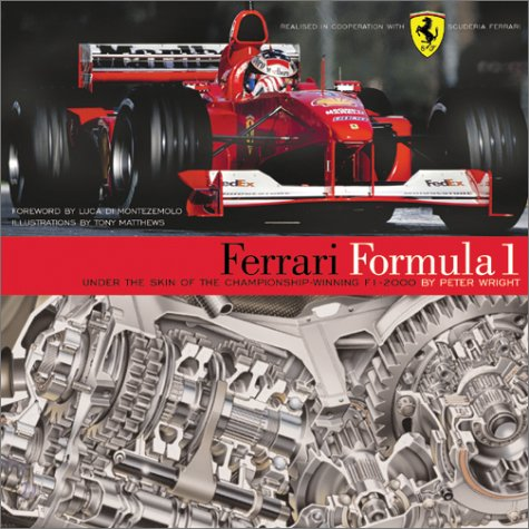 9781893618299: Ferrari Formula 1 2000: Bk. DB1829: Under the Skin of the Championship Winning F1-2000