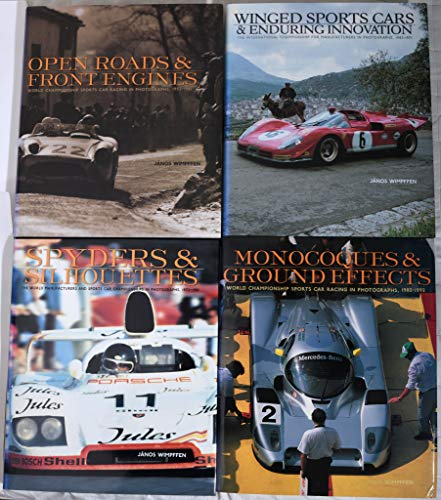 9781893618480: Open Roads & Front Engines: World Championship Sports Car Racing in Photos, 1953-1961