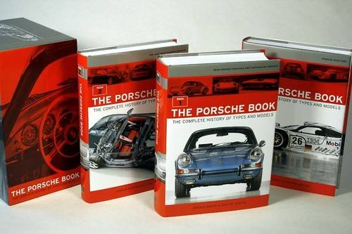 9781893618930: The Porsche Book 3 Volume Set: The Complete History of Types and Models