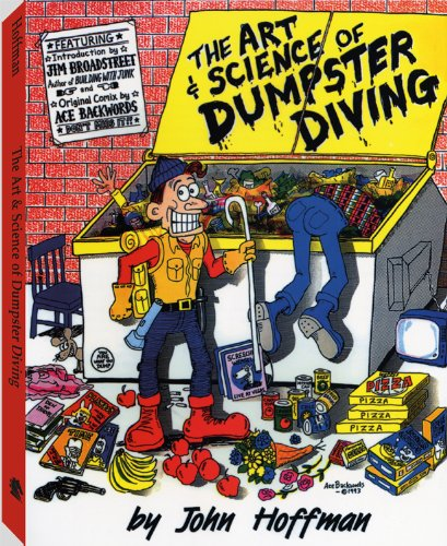 9781893626072: Art and Science of Dumpster Diving