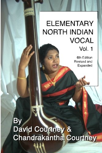 9781893644083: Elementary North Indian Vocal: Vol. 1