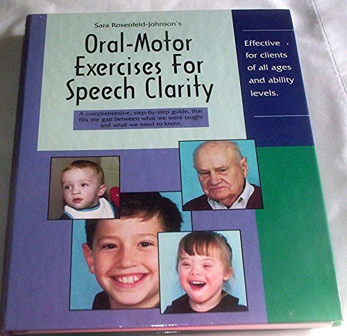 9781893660014: Oral-Motor Exercises for Speech Clarity