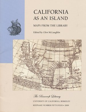 9781893663299: California as an Island: Maps From the Library (Keepsake Number Fifty-Four)