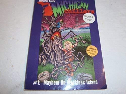 Mayhem on Mackinac Island: Rand, Johnathan