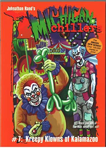 Kreepy Klowns of Kalamazoo (Michigan Chillers): Johnathan Rand